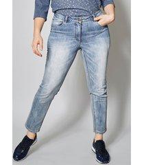 jeans janet & joyce blauw