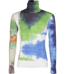 ambush multicolor turtleneck t-shirt