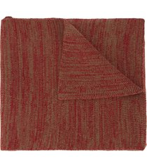 0711 meribel scarf - red