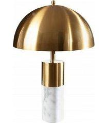 lampa stołowa umbrella gold
