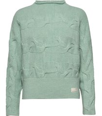 spun dreams sweater gebreide trui groen odd molly