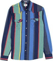trainingspak wrangler chemise western 2 pocket