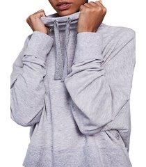 lara funnelneck pullover