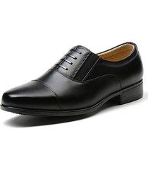 uomo scarpe formali classici scarpe oxford con lacci