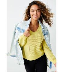 maurices womens light wash oversized boyfriend blue denim jacket