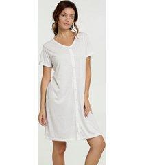 camisola feminina estampa bolinhas manga curta marisa