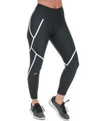 womens heatgear armour edgelit ankle tights