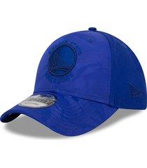 gorra 940 golden state warriors azul - new era