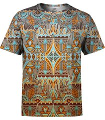 camiseta masculina étnica tribal md04
