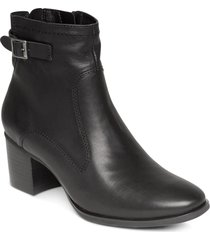 aetrex rubi bootie, size 8.5us in black leather at nordstrom