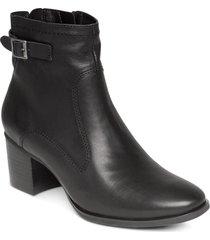 women's aetrex rubi bootie, size 8.5us - black