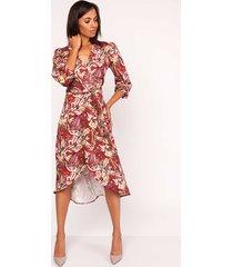 asymetryczna sukienka, suk161 wzór