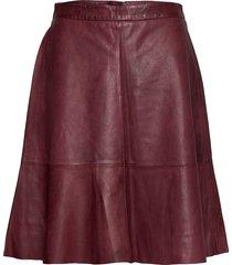 my mittygritty skirt kort kjol röd odd molly
