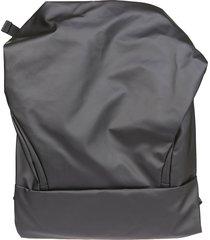 coteetciel black canvas backpack