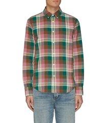 'fit 2 tomlin' check shirt