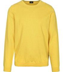 basefield pullover geel regular fit 219015919/301