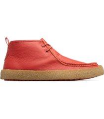 camper lab pop trading company, botines hombre, rojo , talla 46 (eu), k300323-003