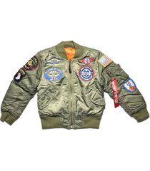 ma1 patch jacket