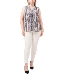 two by vince camuto leggings, size 3x in vanilla at nordstrom