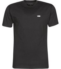 t-shirt korte mouw vans left chest logo tee
