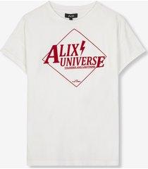 alix t-shirt ecru wit