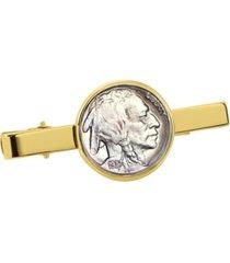 american coin treasures buffalo nickel coin tie clip
