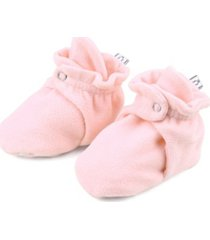 the peanutshell baby unisex fleece booties