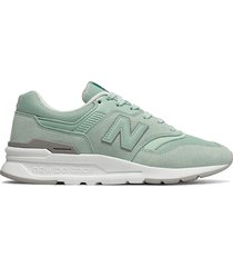 tenis para mujer new balance 997h - verde
