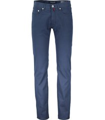 pierre cardin broek lyon 5-pocket navy