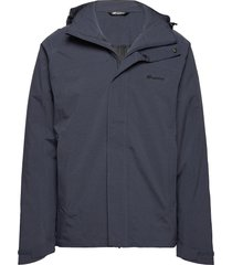 randers 2-layer techincal jacket outerwear sport jackets blå skogstad
