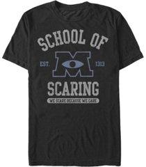 fifth sun men's scare school short sleeve crew t-shirt