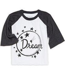 little girl's & girl's dream top