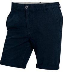 shorts slhstraight paris linen