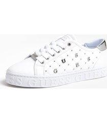 pikowane sneakersy model gladiss
