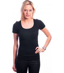 ten cate women t-shirt ( 30199) short sleeves black