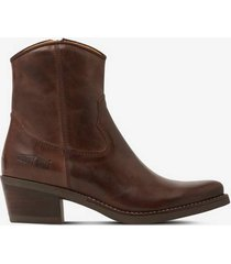 boots mid zip