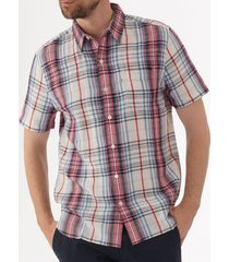 levi's short sleeve sunset shirt - maydole marshmallow 658260147