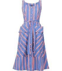 blue ramatuelle dress