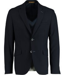 born with appetite colbert donkerblauw slim fit 181038bo08/290 navy