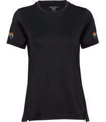 tee cato cato t-shirts & tops short-sleeved svart björn borg