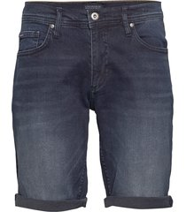 denim shorts stretch sustainab jeansshorts denimshorts blå lindbergh