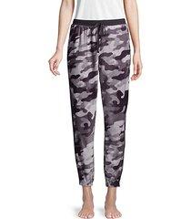camouflage pajama pants