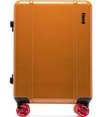 floyd sunset orange cabin suitcase