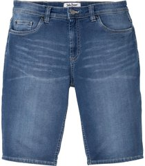 bermuda in felpa regular fit (blu) - john baner jeanswear