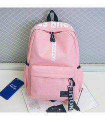 mochilas para laptop mochila de viaje oxford simple mujeres hombres escuela