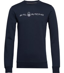 bowman sweater sweat-shirt tröja blå sail racing