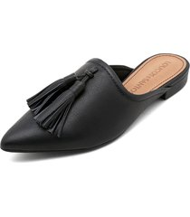 slipper negro loucos&santos