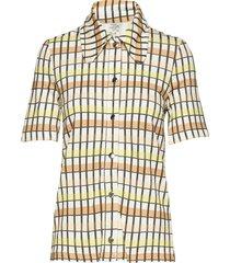 joey blouses short-sleeved geel baum und pferdgarten