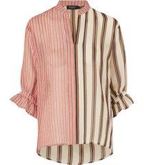 blus slamily blouse 3/4