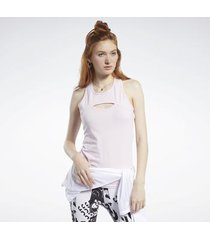 blouse reebok sport meet you there tanktop